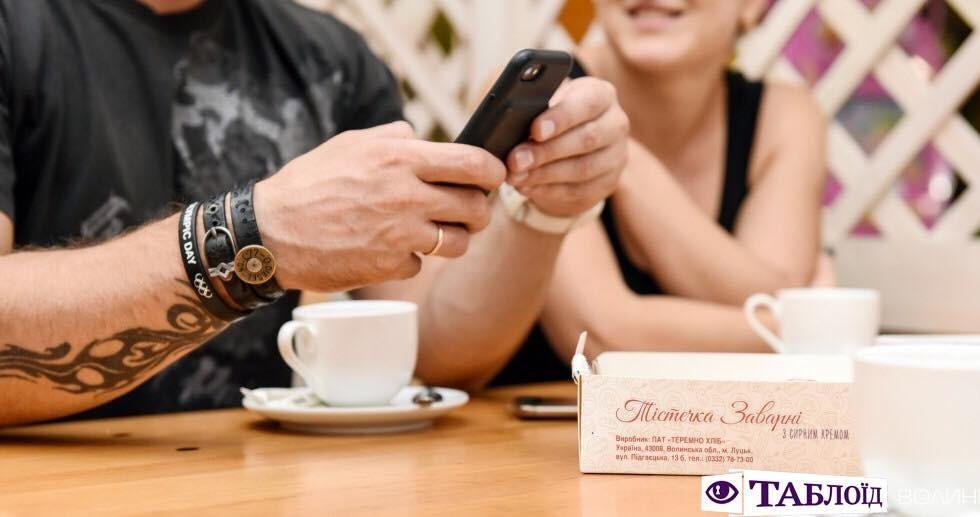 Чаювання із солодощами «ТЕРЕМНО»