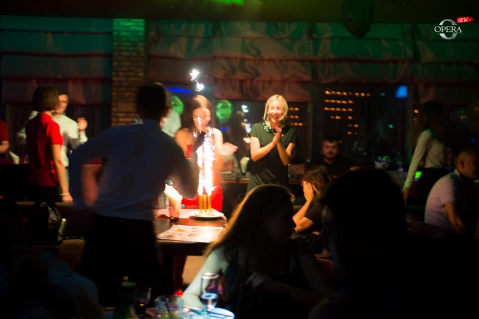 Закриття Opera Dance Club & Karaoke Restaurant