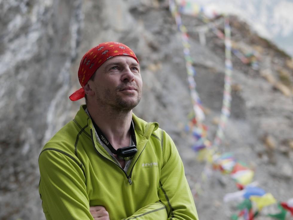 Альпініст та мандрівник Ігор Случик