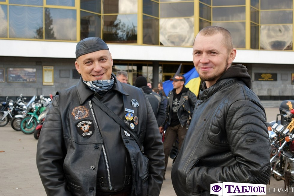 У Луцьку офіційно закрили мотосезон