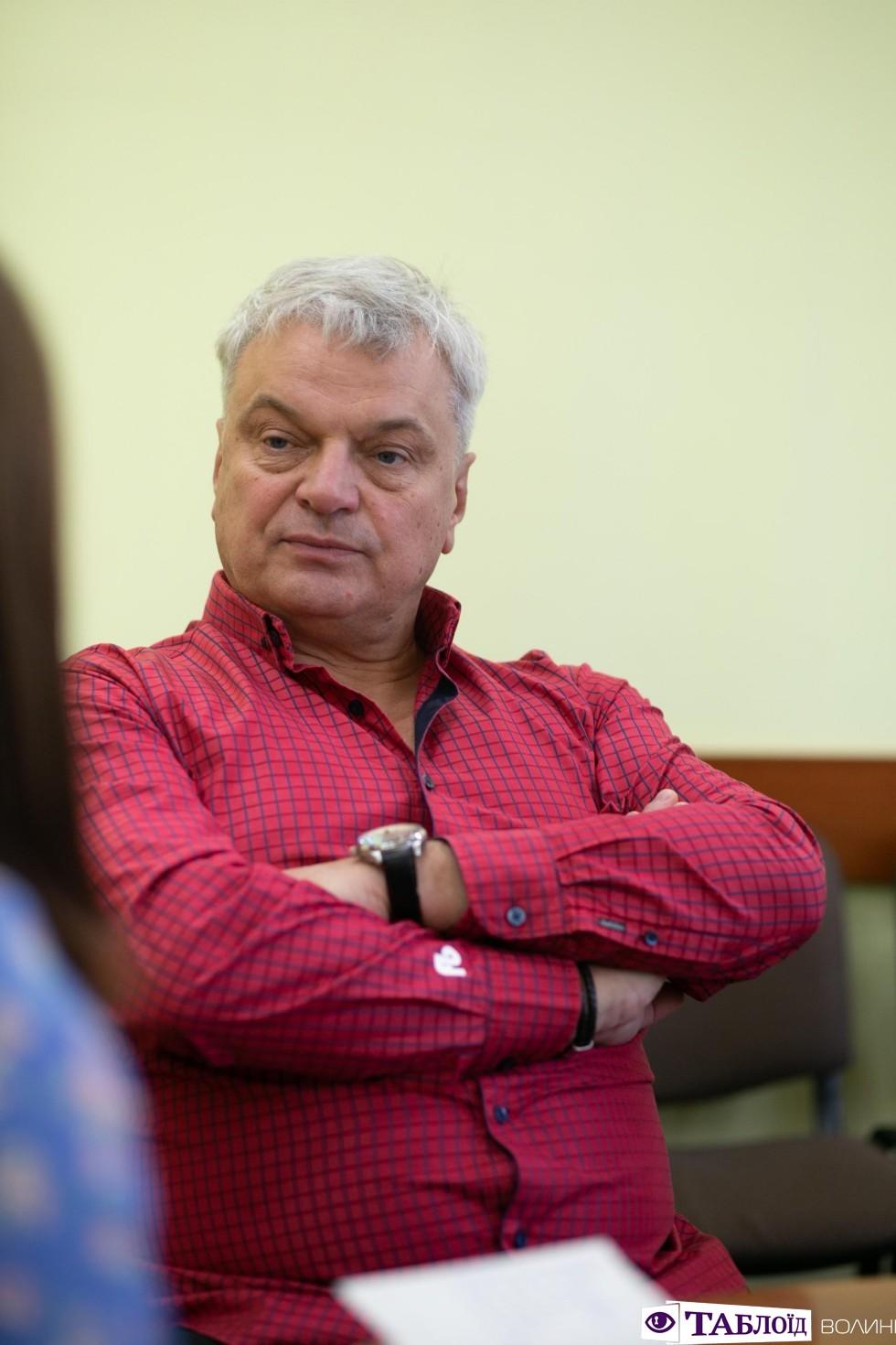 Психолог багатьох телевізійних проектів Орест Шупенюк