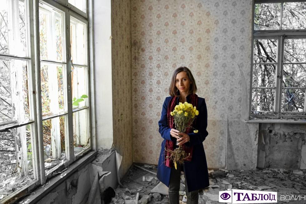 Волонтерка Наталія Скиба
