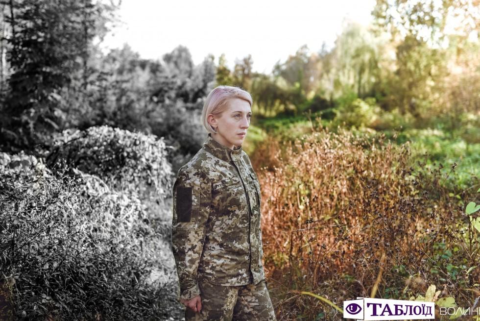 Військова Тетяна Должко
