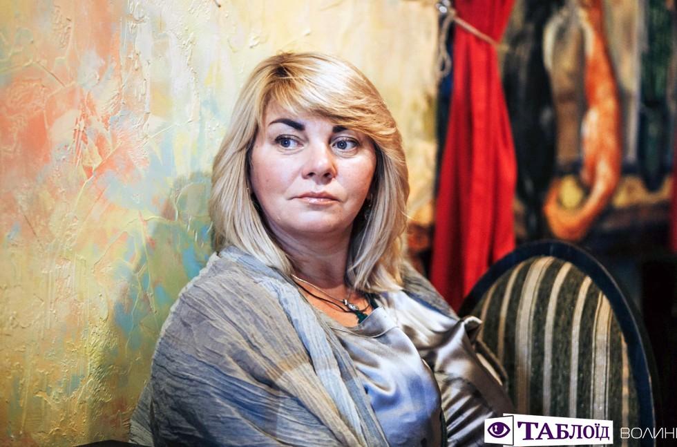 Тетяна Мялковська