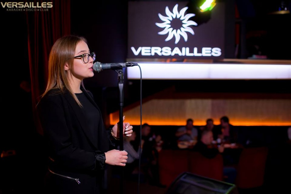 Вечірка у клубі «Версаль»