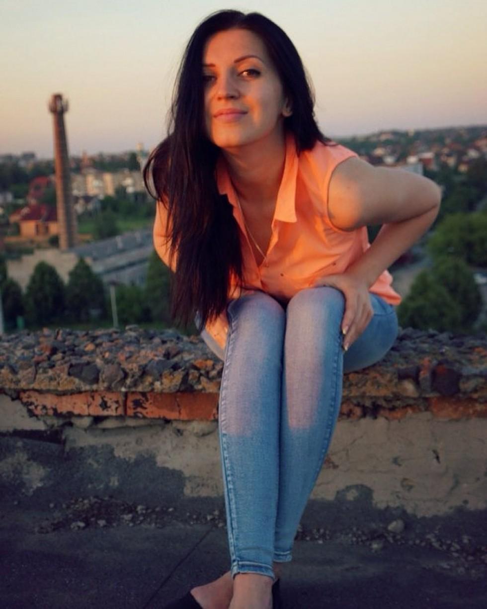 Красуня дня: «фаєрична» Саша