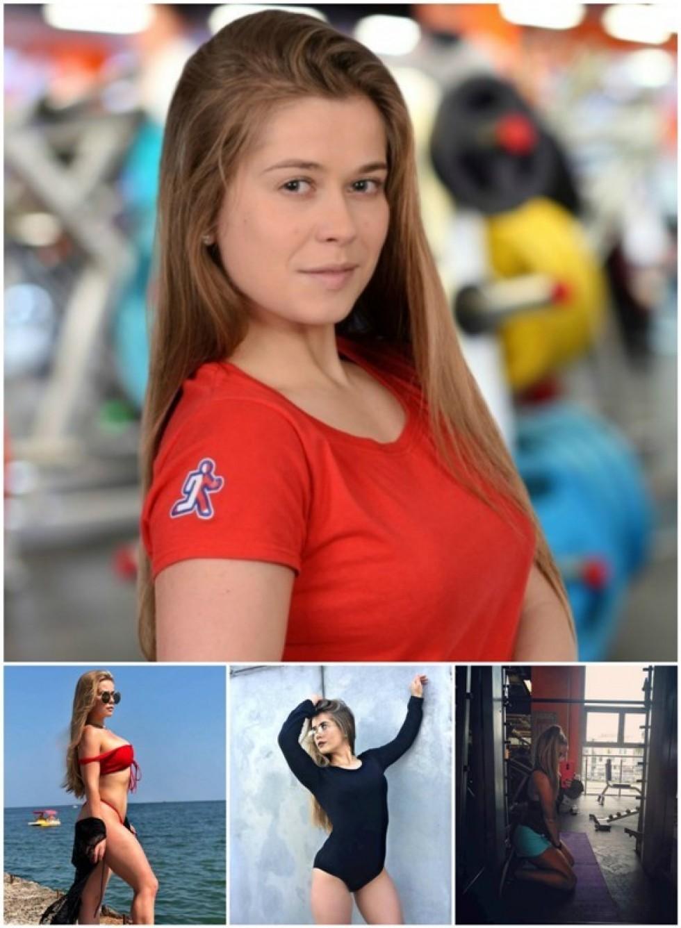 Оксана Жоголь