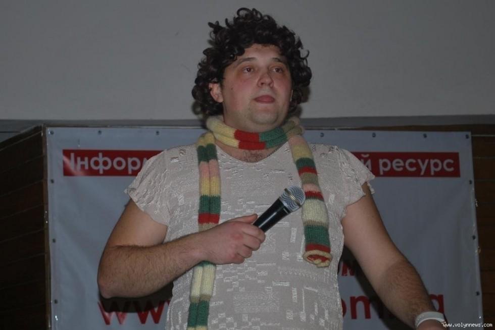 Дмитро Лагода