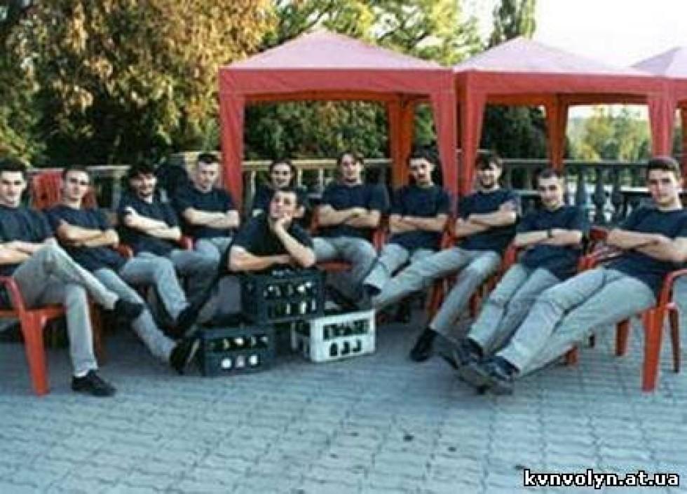 Команда КВН «Літри»