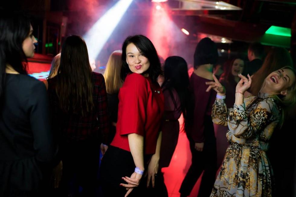 Вечірка у Луцьку