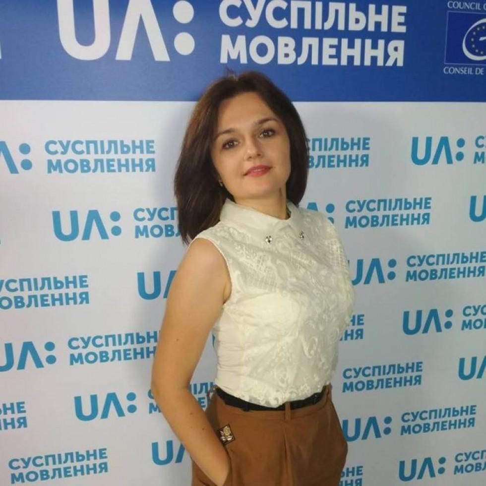 Вікторія Комендант