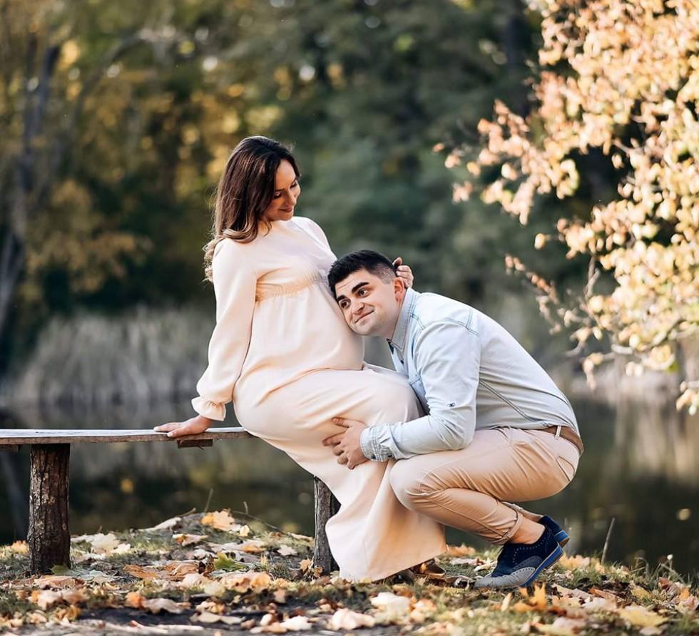 Назар Пащук із дружиною Тетяною