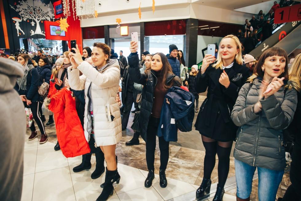 Луцьк став моднішим завдяки Чорній п'ятниці в ТРЦ ПортСity.