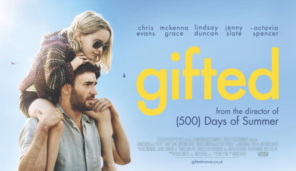 10 фільмів про любов, які варто переглянути кожному: «Обдарована»