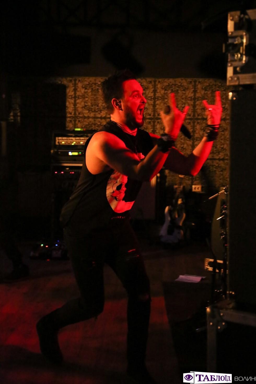 Концерт популярного українського рок-гурту КАРНА