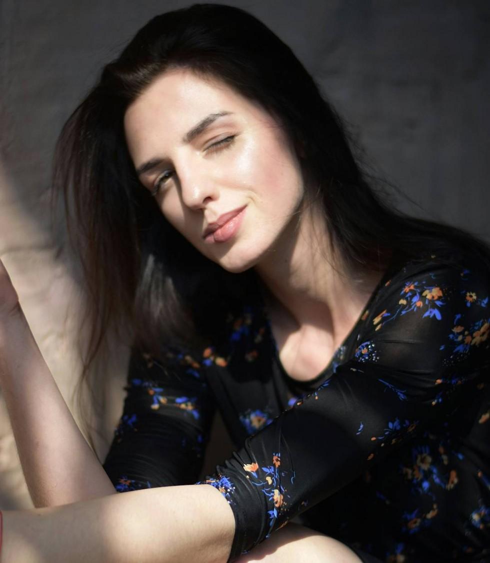 Красуня дня: чуттєва Ольга