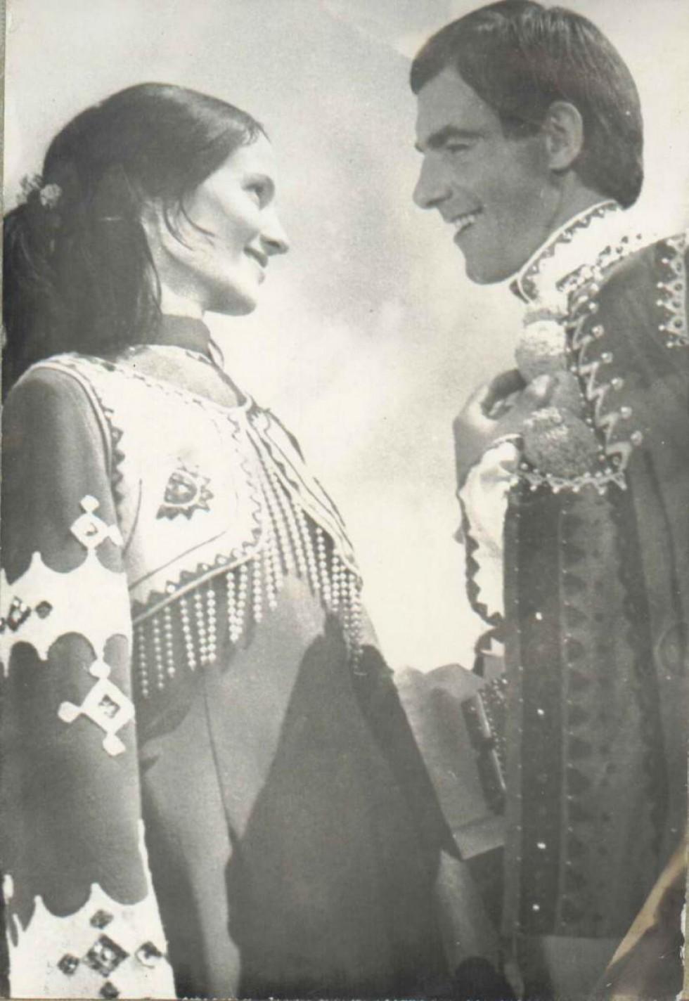 Софія Ротару та Василь Зінкевич