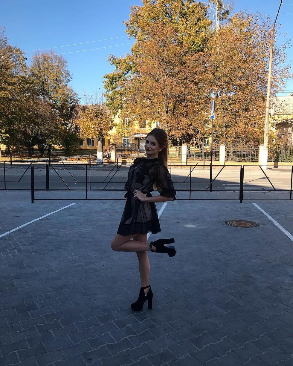 Красуня дня: студентка Соня