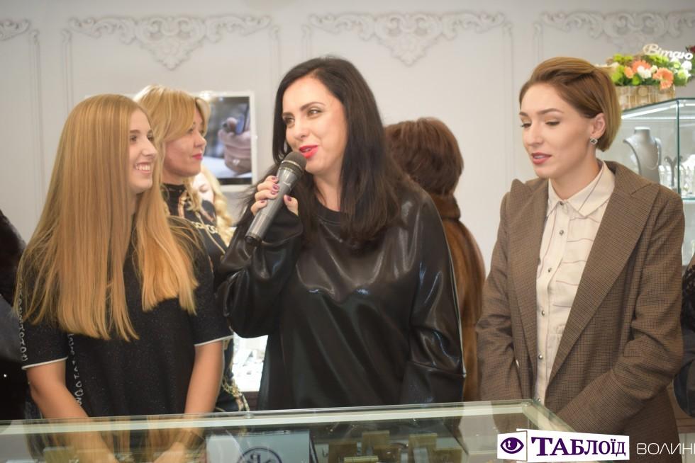 Обличчя бренду «ВАШ Ювелір» - Світлана Тяпунова, Наталка Войтович та Галина Падалко.