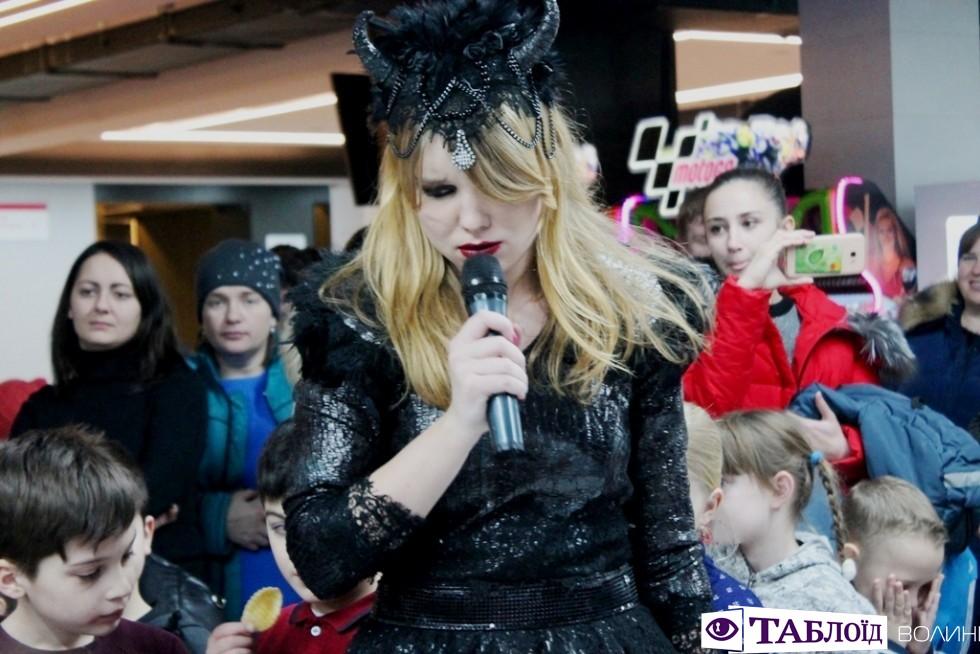 Розважальний центр «Промінь» влаштував казкове дійство для дітей та дорослих.