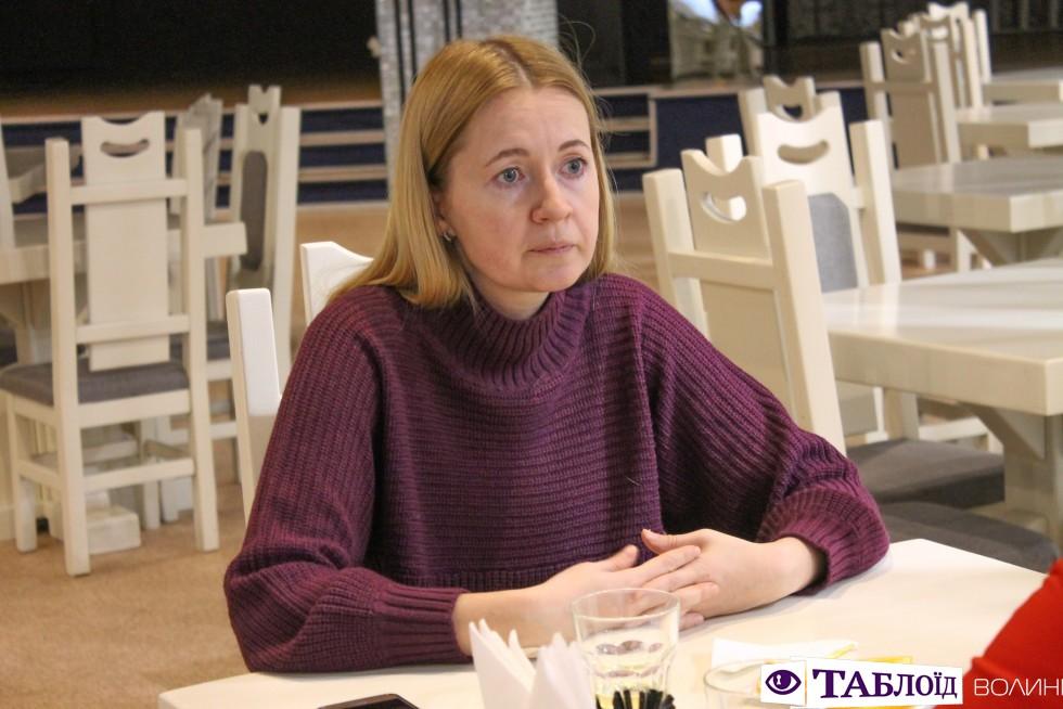 Питання під градусом до Тетяни Микитенко