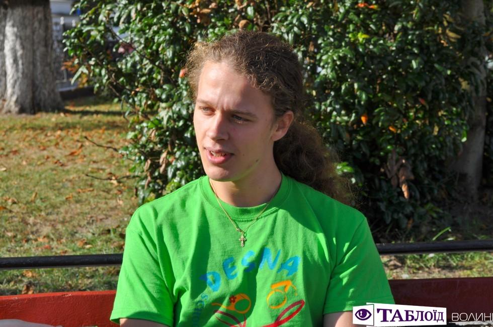 Роман Король, студент Торонтського університету та Каліфорнійського технологічного інституту.