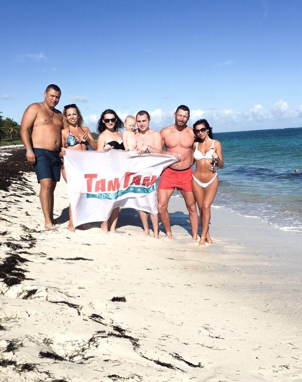 Покупці гіпермаркету «Там Там» повернулися з незабутньої подорожі у Домінікану