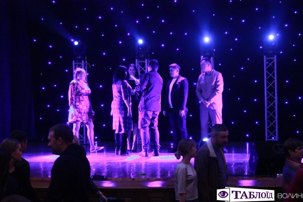Сольний концерт гумористичної команди «Замок Любарта»