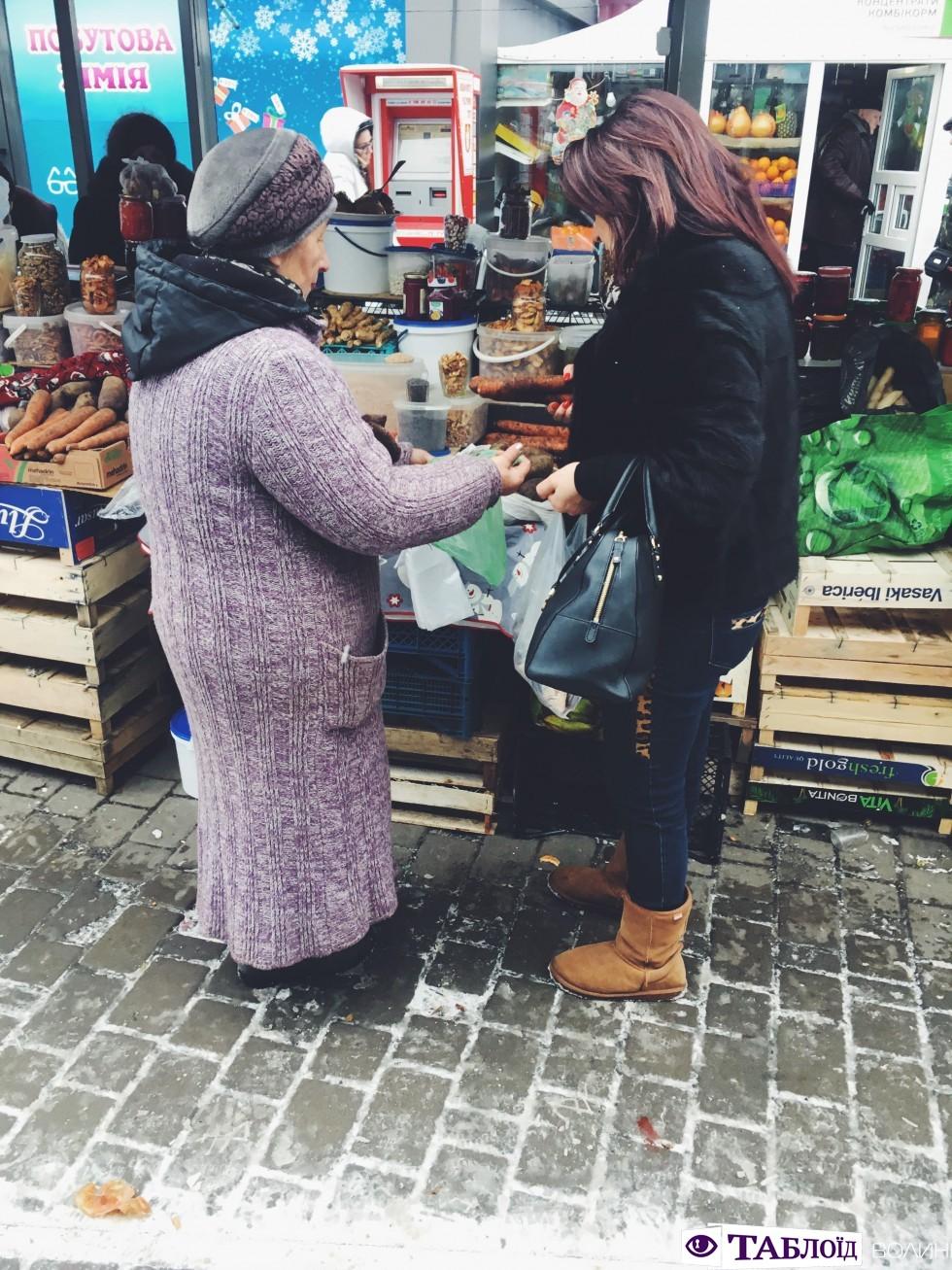 Журналісти «Таблоїда Волині» теж відправилися на святкові закупи та дізналися, що і скільки коштує та у яку суму обійдеться традиційна кутя.