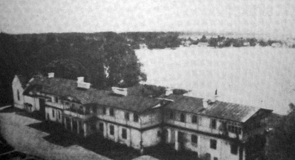 Палац в Дольську, поч. ХХ ст.