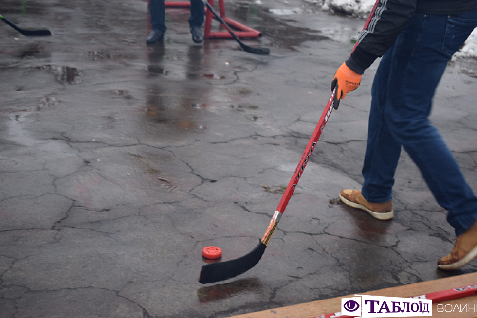 Щорічний хокейний турнір – давня корпоративна традиція «VolWest Group»