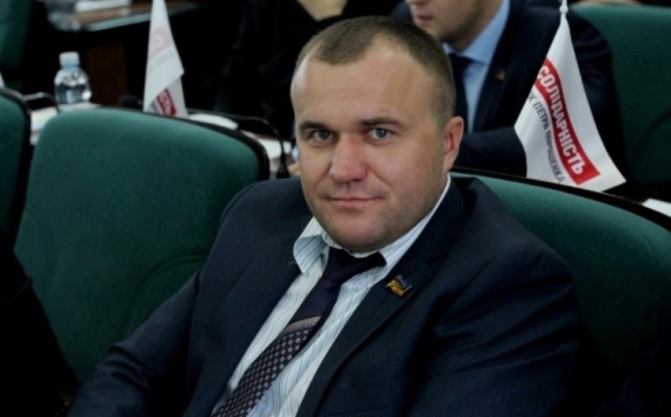 Депутат Луцької міськради Петро Нестерук