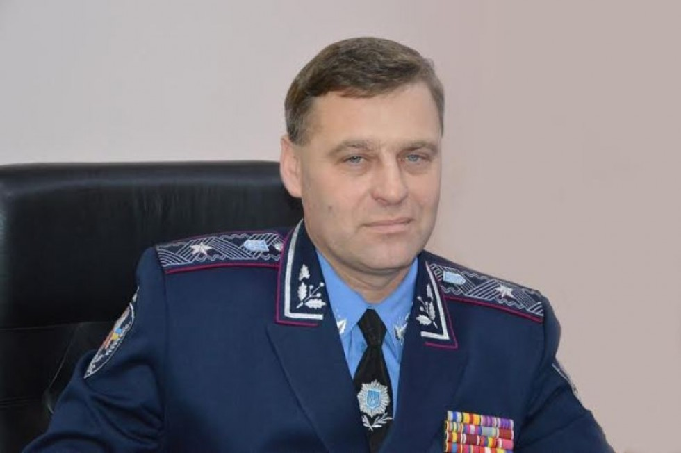 Начальник ГУНП у Волинській областіПетро Шпига