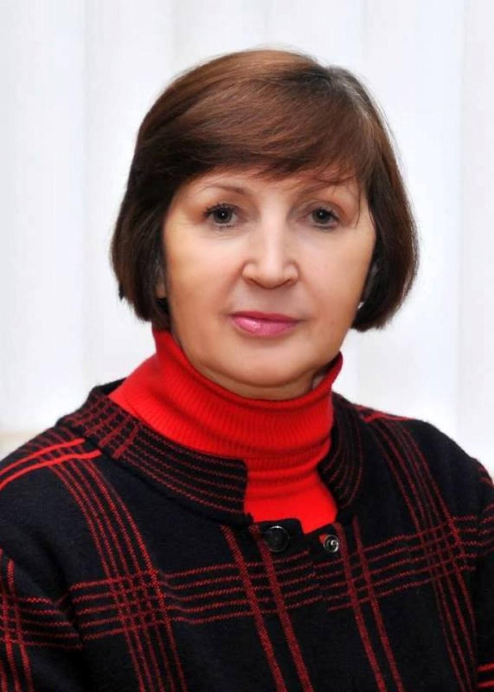 Зоя Байдукова