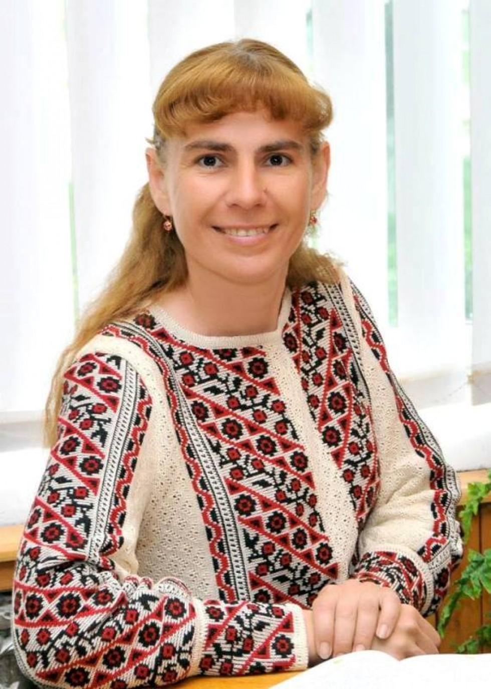Олена Волошкіна