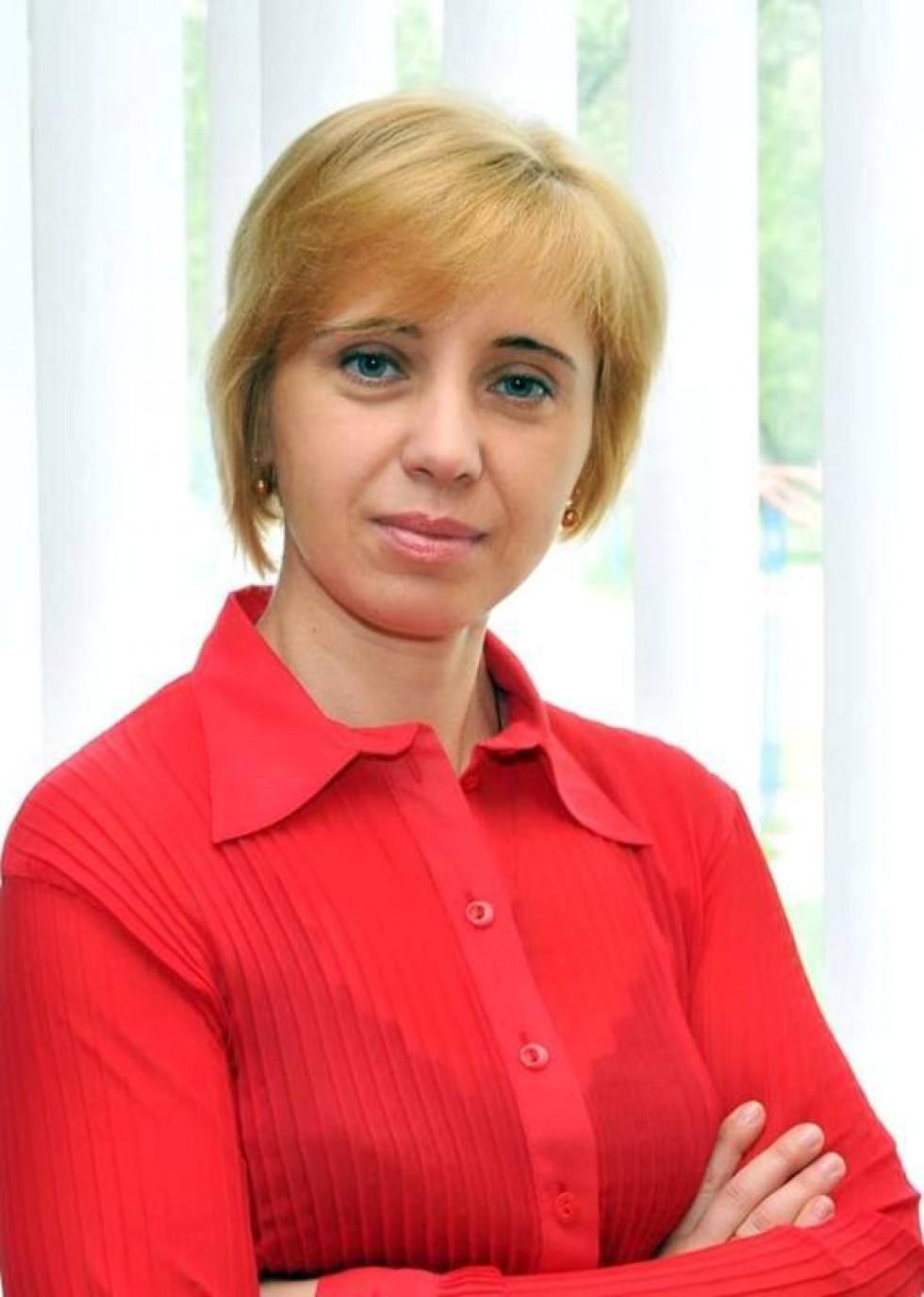 Майя Костюк