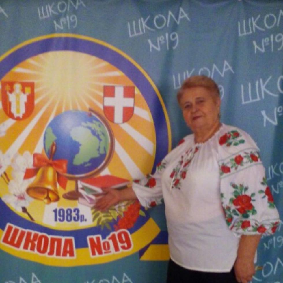 Галина Ройко