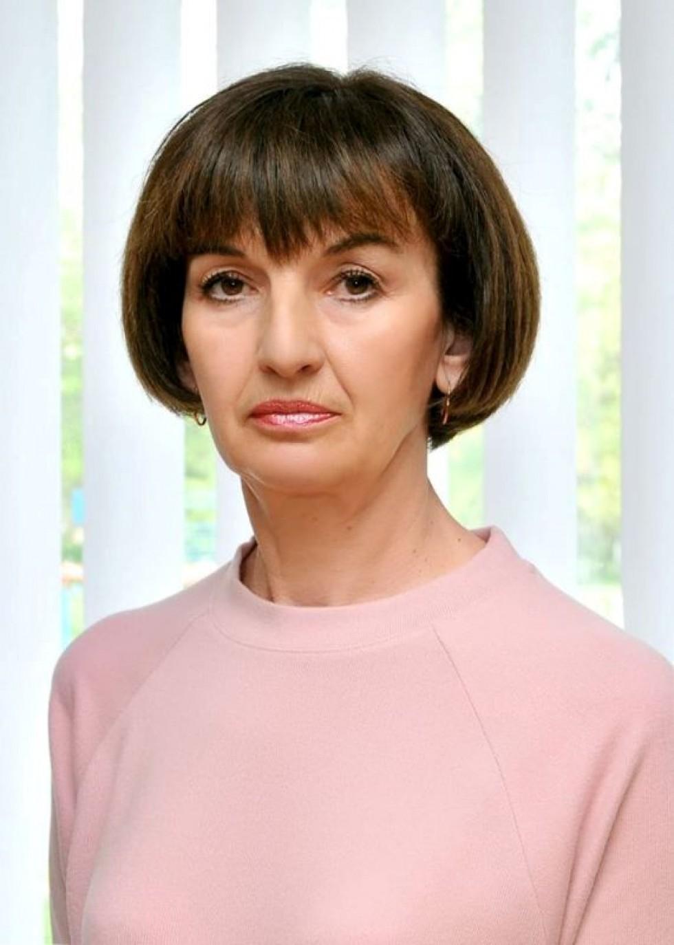 Євгенія Самчук