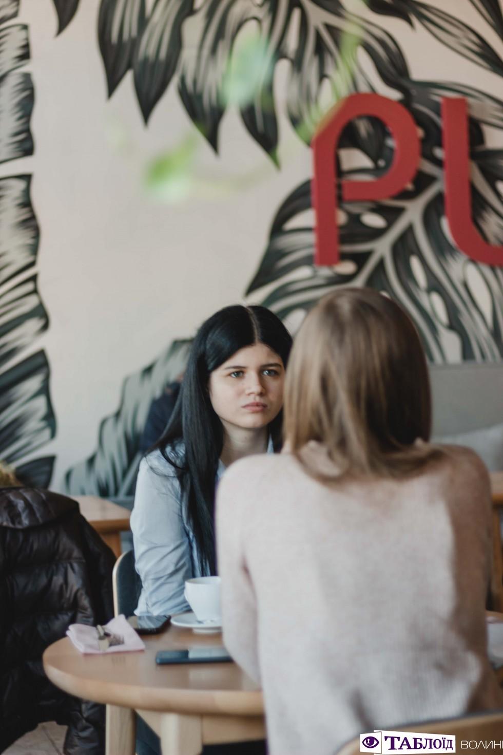 Сніданок з молодою композиторкою Машою Арестович