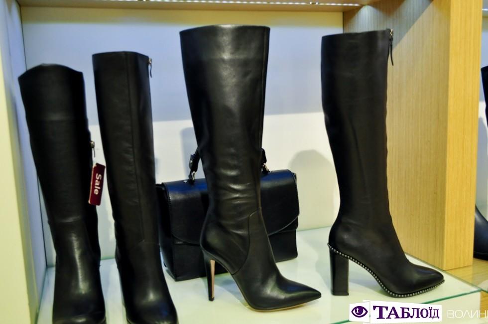 Високі чоботи - 1999 грн.
