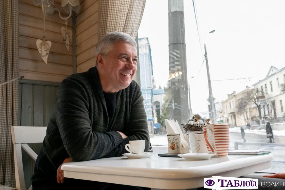 «Кавова розмова» з Олександром Стадником