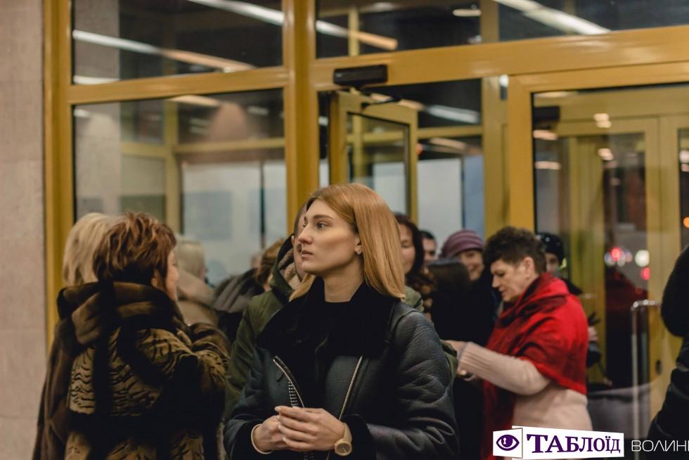 Концерт «Шампанські очі» у Луцьку