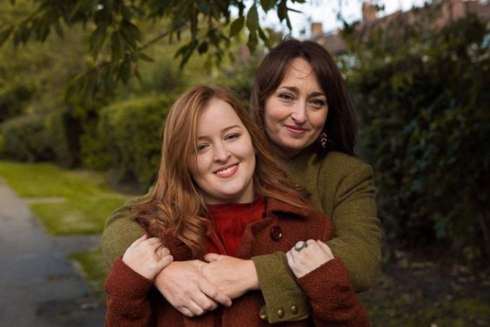 Емілі та її мама Емма, Лондон, Британія