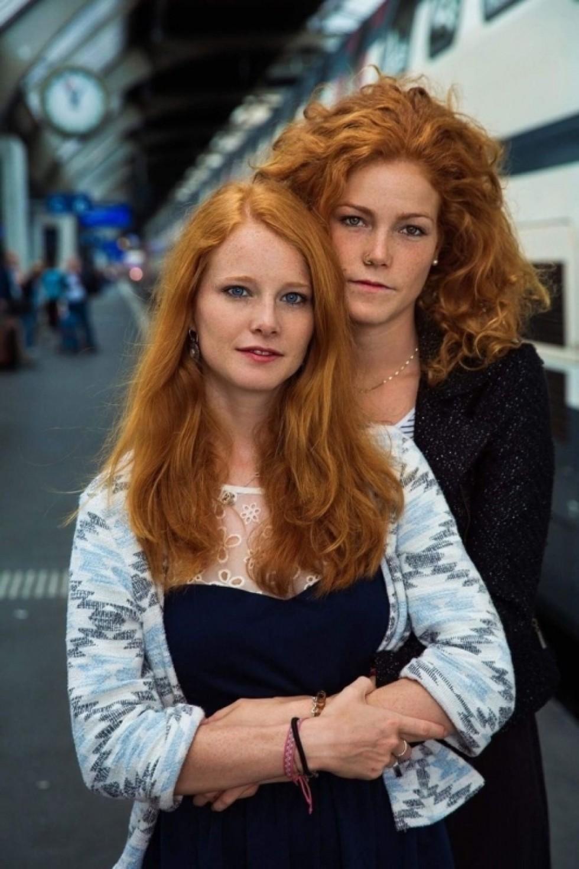 Сестри Патріція і Ребекка з Швейцарії