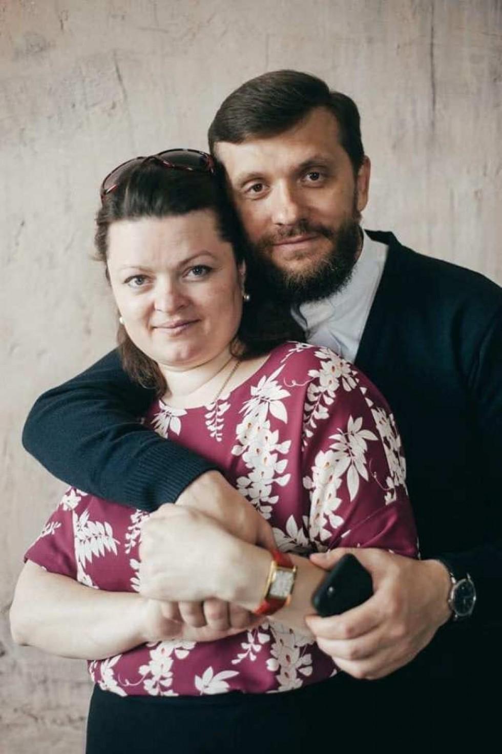 Благословенне кохання Валентина і Олени Марчуків
