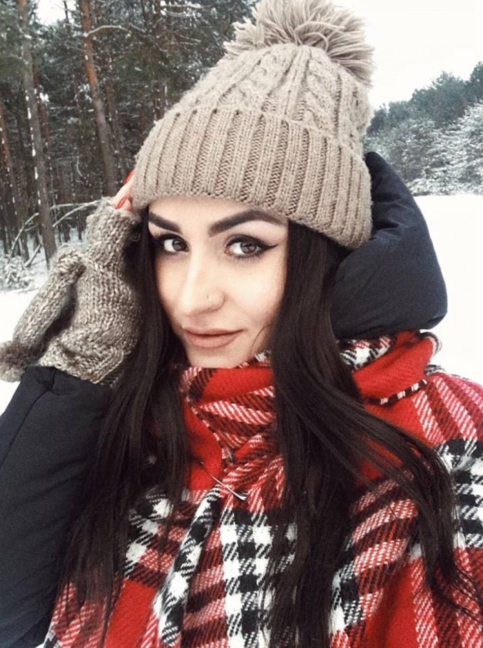 «Красуня дня» Анна Сліпчук