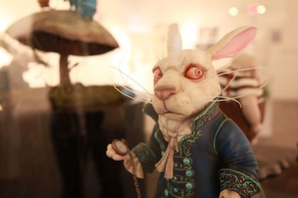 Білий кролик, «Аліса у країні чудес»