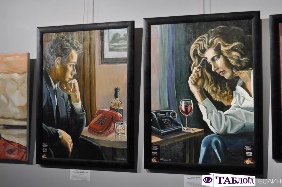 Художник стверджує, що головним у творчості є те, що картина художника повинна нести емоції