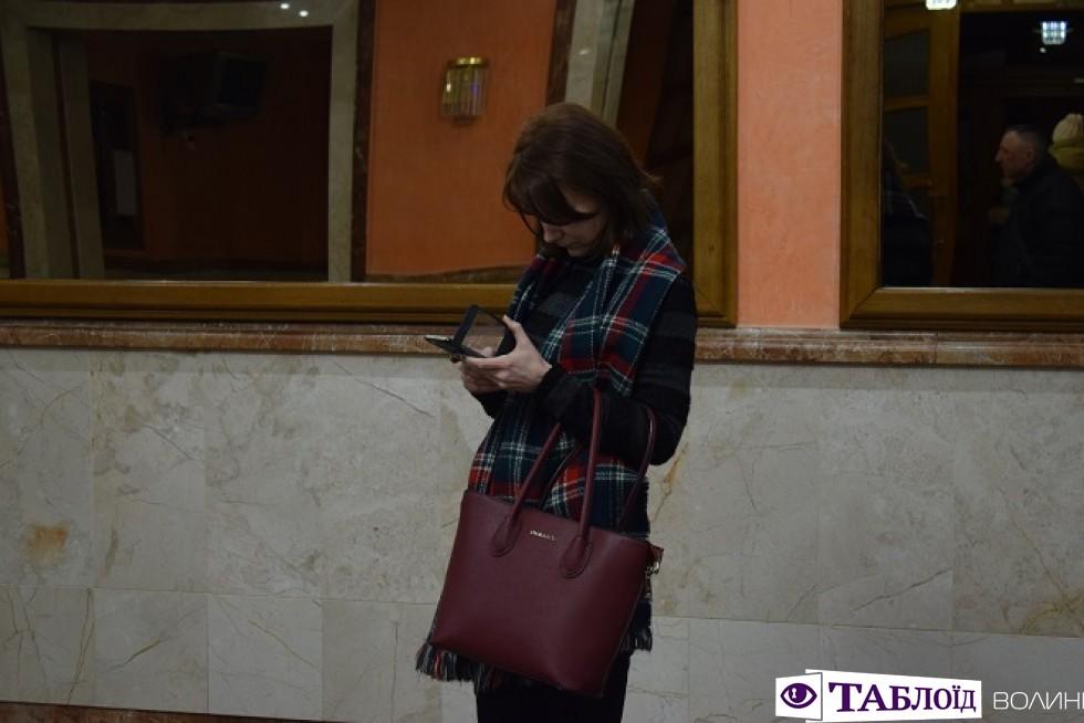 Вистава «Про що мовчать чоловіки, або Дикун forever» у Луцьку