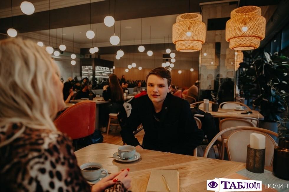 «Кавова розмова» з Тетяною Ярошик